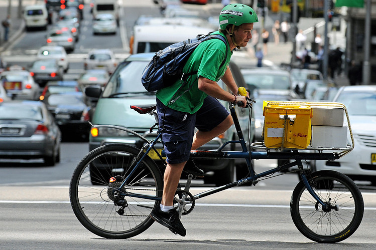 bike courier